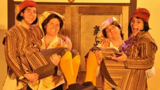 The Ohio Shakespeare Festival's Comedy of Errors