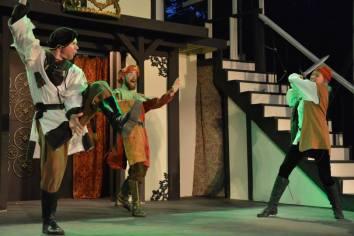 """Ohio Shakespeare's """"Henry V"""""""