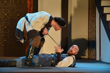 """Ohio Shakespeare """"Henry V"""""""