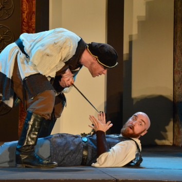 "Ohio Shakespeare ""Henry V"""