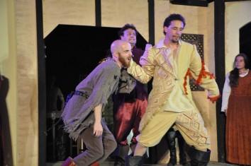 "Ohio Shakespeare's ""Taming of the Shrew"""