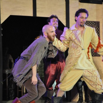 "Ohio Shakespeare's ""Taming of the Shrew"""